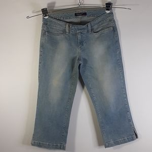 American Eagle Outfitters Capris 10 Reg